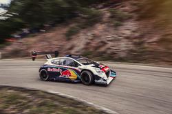 Тюркайм: Себастьен Лёб, Peugeot 208 T16 Pikes Peak
