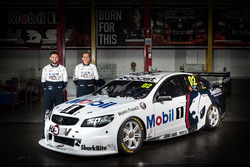 Walkinshaw Racing retro livery