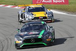 #86 HTP Motorsport Mercedes AMG GT3: Джиммі Ерікссон, Домінік Бауман