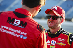 Dale Earnhardt Jr., Hendrick Motorsports Chevrolet, Timmy Hill, Motorsports Business Management Chevrolet