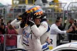 Sieger #21 Mercedes-AMG Team Zakspeed, Mercedes-AMG GT3: Luca Stolz, Luca Ludwig