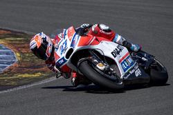 Test de Ducati en Valencia