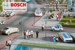 Curso de conducción y nuevas tecnologías de Bosch