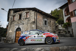 Peugeot Competition RALLY 208: Coppa Valtellina