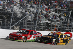 Brendan Gaughan, Richard Childress Racing Chevrolet Ross Chastain, JD Motorsports Chevrolet