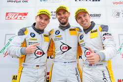 Michele Di Martino, Matias Henkola, Christian Krognes, Walkenhorst Motorsport, BMW M6 GT3