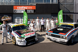 Mark Winterbottom, Prodrive Racing Australia Ford, Dean Canto, Prodrive Racing Australia Ford