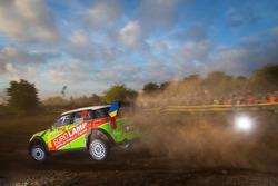 Ваоерій Горбань, Сергій Ларенс, Mini JCW WRC, Eurolamp WRT