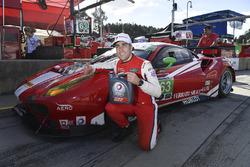 GTD ganador de la pole Matteo Cressoni, Scuderia Corsa
