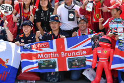 Martin Brundle, Sky TV fans