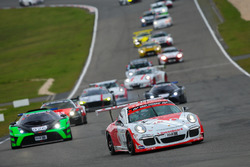 Alexander Mies, Tim Scheerbarth, Porsche 911 GT3 Cup