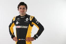 Bekanntgabe: Carlos Sainz Jr. & Renault