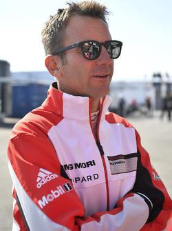 Romain Dumas, Wright Motorsports Porsche