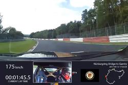 BMW onboard at Nürburgring