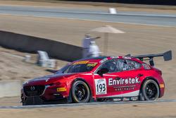 #193 MARC Cars Australia Mazda 3 V8: Jake Camilleri, Nicholas Rowe