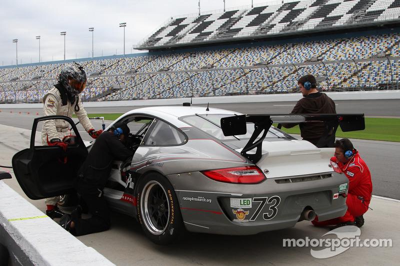 #73 Park Place Motorsports Porsche GT3 Cup: Daniel Graeff, Jason Hart, Patrick Lindsey, Patrick Long