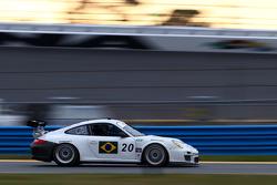 #20 Dener Motorsport Porsche GT3 Cup Challenge Brazil: Constantino Junior, Clemente Lunardi, Marcel Visconde, Max Wilson