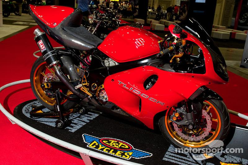 Anrres Gutierrez 2000 Suzuki Tl1000r 1000cc Vtwin At International