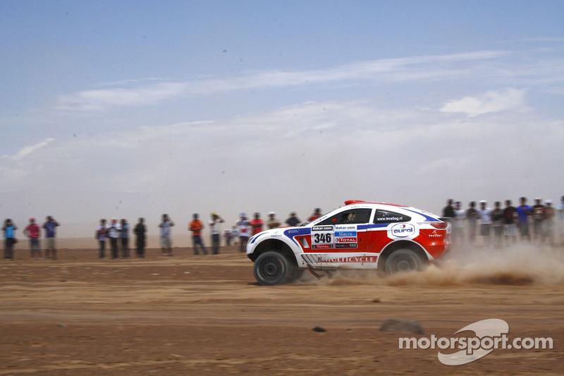 #325 Ford: Erik Wevers and Fabian Lurquin