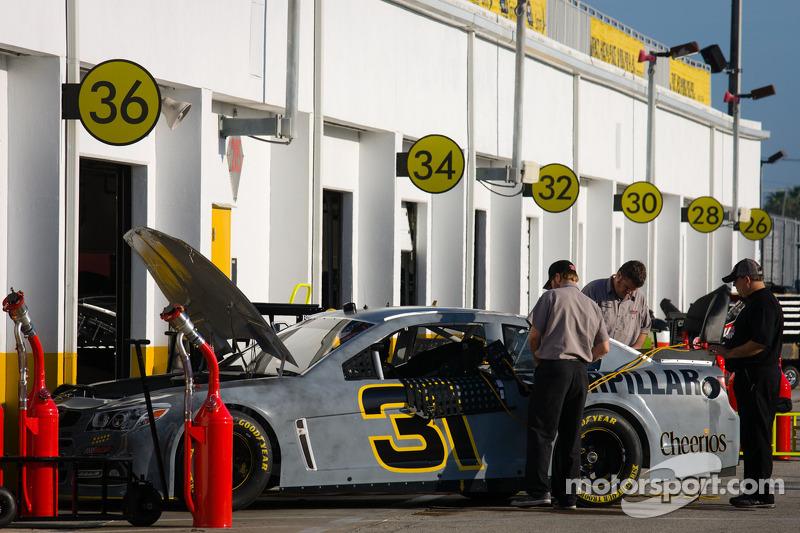 De auto van Jeff Burton, Richard Childress Racing Chevrolet