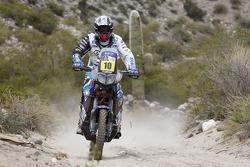 #10 Yamaha: David Casteu