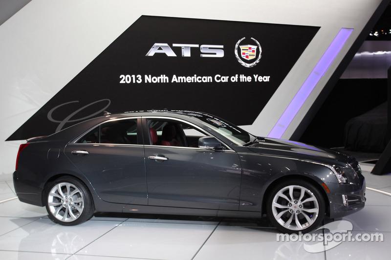 Cadillac ATS, 2013 North American De auto van the year