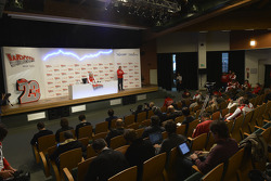 Ducati press conference