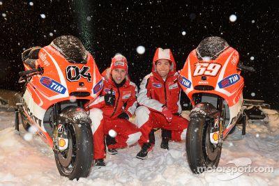 Wroom 2013: Formel-1-Ski-Pressetage, Madonna di Campiglio