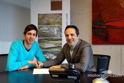 Rene Binder integra Venezuela GP Lazarus