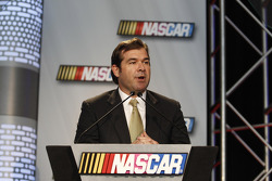 Daytona International Speedway President Joie Chitwood III