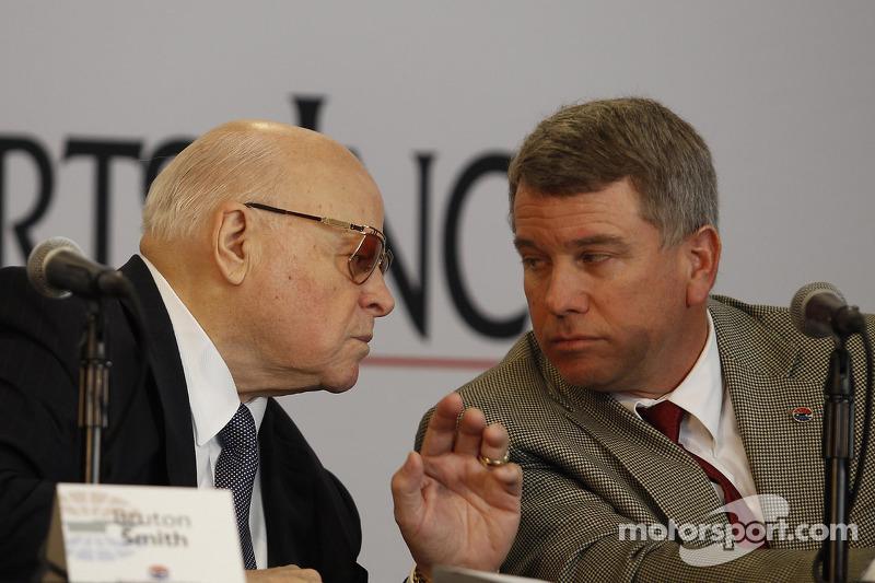 Bruton Smith Qwner/CEO Speedway Motorsports, Inc