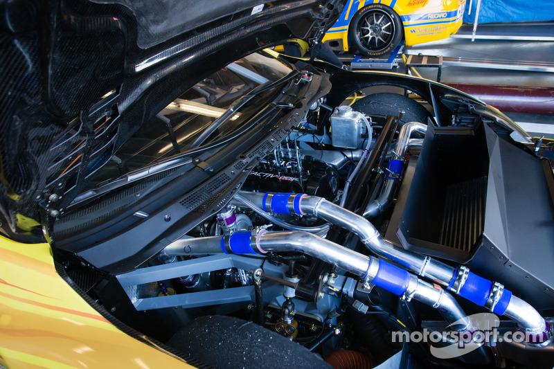 Mazda6 GX Skyactiv Diesel racing engine