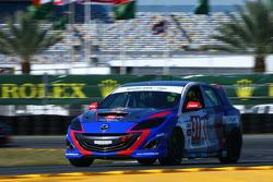 #31 i-MOTO Mazda Speed 3: Jayson Clunie, Pierre Kleinubing