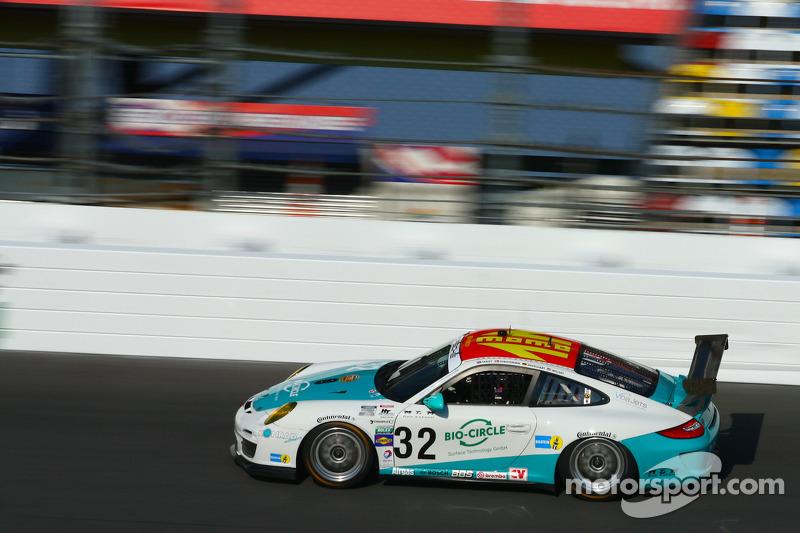#32 Konrad Motorsport/Orbit Porsche GT3: Michael Christensen, Christian Englehart, Nick Tandy, Lance Willsey