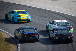 #6 Mitchum Motorsports Camaro GS.R: Lawrence Davey, Mike Skeen, #01 CKS Autosport Camaro GS.R: Lawson Aschenbach, Eric Curran, #49 Roush Performance Mustang Boss 302R GT: Roly Falgueras, Bryan Ortiz