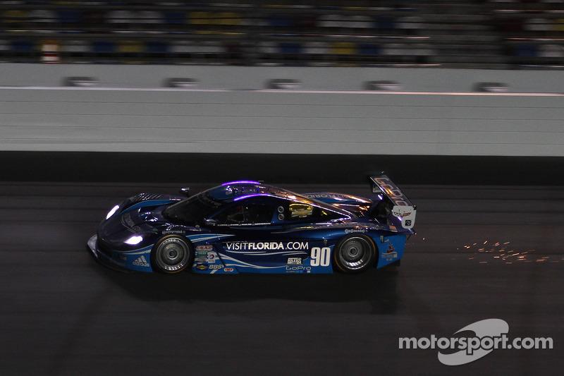 #90 Spirit Of Daytona Corvette DP: Antonio Garcia, Richard Westbrook, Oliver Gavin, Ricky Taylor