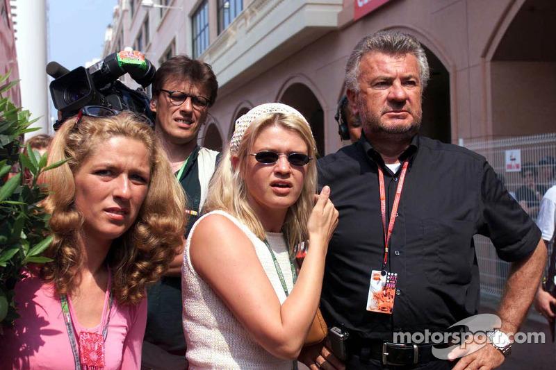 ГП Монако, Воскресная гонка.