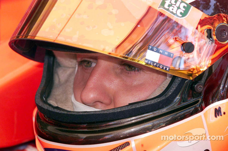 Михаэль Шумахер. ГП Монако, Тренировка в четверг.