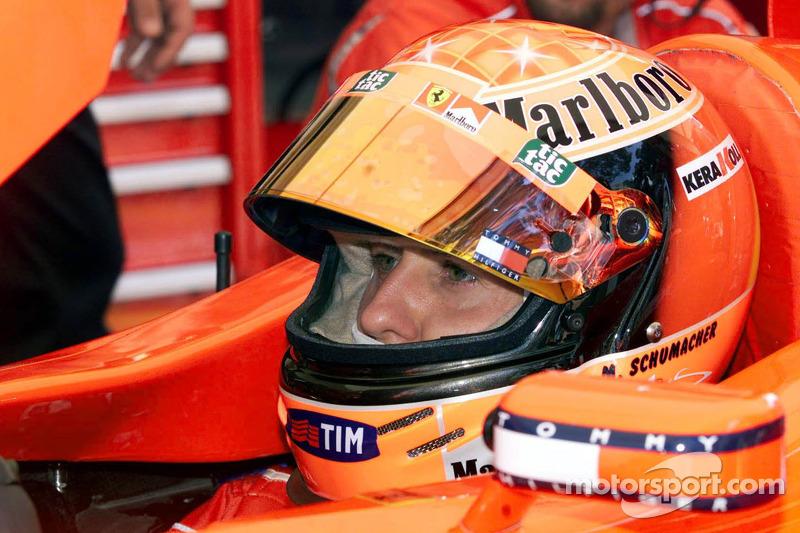 2000 Monte Carlo: Ferrari