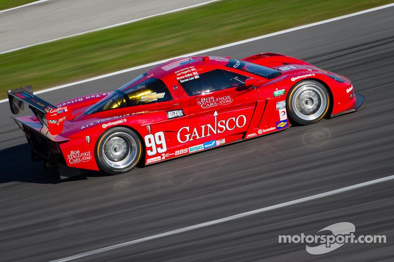 #99 GAINSCO/Bob Stallings Racing Corvette DP: Jon Fogarty, Alex Gurney, Memo Gidley, Darren Law