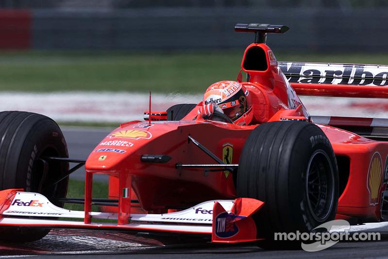 2000 - Michael Schumacher, Ferrari