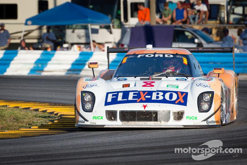 #8 Starworks Motorsport Ford Riley: Gaetano Ardagna, Jan Charouz, Brendon Hartley, Scott Mayer, Ivan