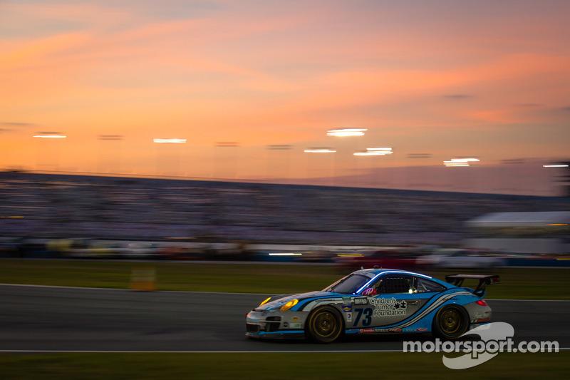 #73 Park Place Motorsports Porsche GT3: Daniel Graeff, Jason Hart, Patrick Lindsey, Patrick Long, Sp