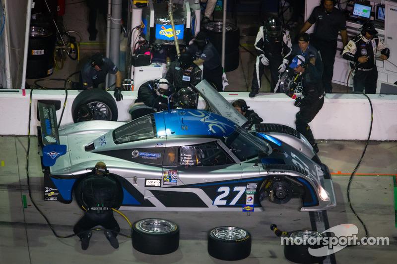 #27 BTE Sport Ford Riley: Emmanuel Anassis, Anthony Massari, Tonis Kasemets, Louis-Philippe Dumoulin
