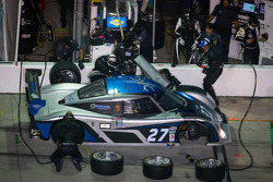 #27 BTE Sport Ford Riley: Emmanuel Anassis, Anthony Massari, Tonis Kasemets, Louis-Philippe Dumoulin