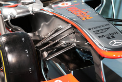 McLaren MP4-28: Aufhängung