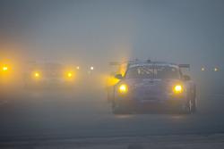 #66 TRG Porsche GT3: Jörg Bergmeister, Dominik Farnbacher, Ben Keating, Kuno Wittmer