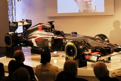 Презентация Sauber F1 Team C32, Презентация.