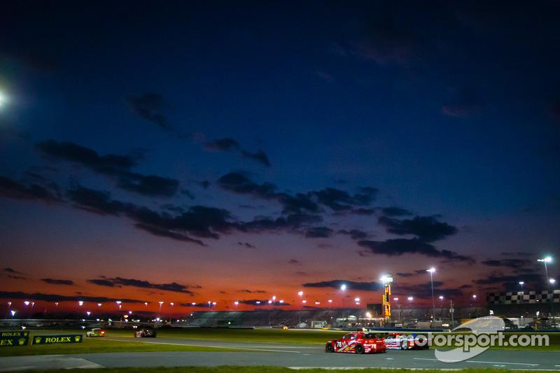 #78 Racers Edge Motorsports Mazda RX-8: Rudy Camarillo, Martin Fuentes, Carlos Peralta, Ricardo Pere