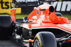 Marussia F1 Team MR02: Seitenkasten